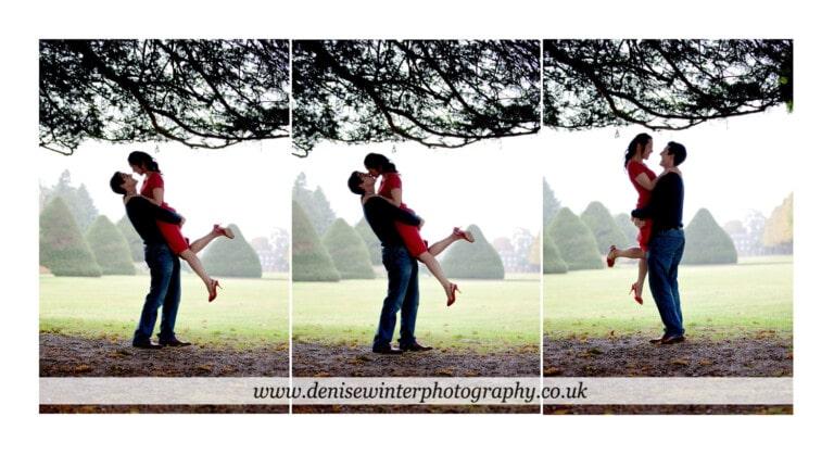 Engagement Shoot – Hampton Court Palace