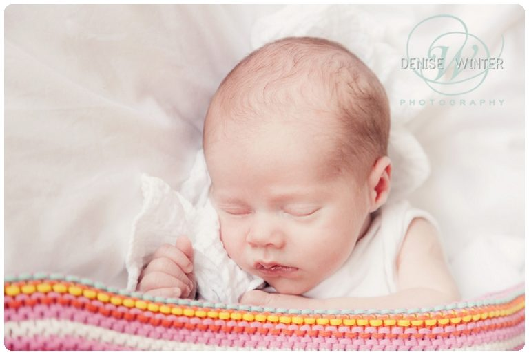 Newborn Photography Ascot – Relaxed Newborn Session with a 12 day old