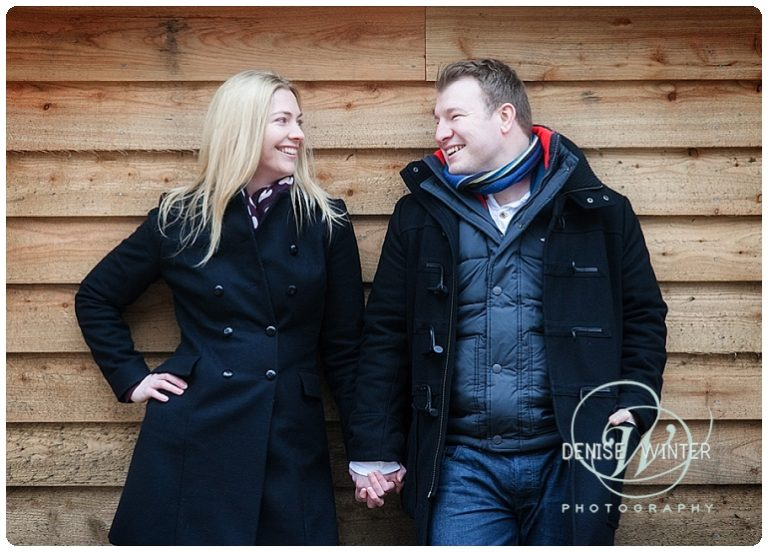 Engagement Photography at Painshill Park Surrey