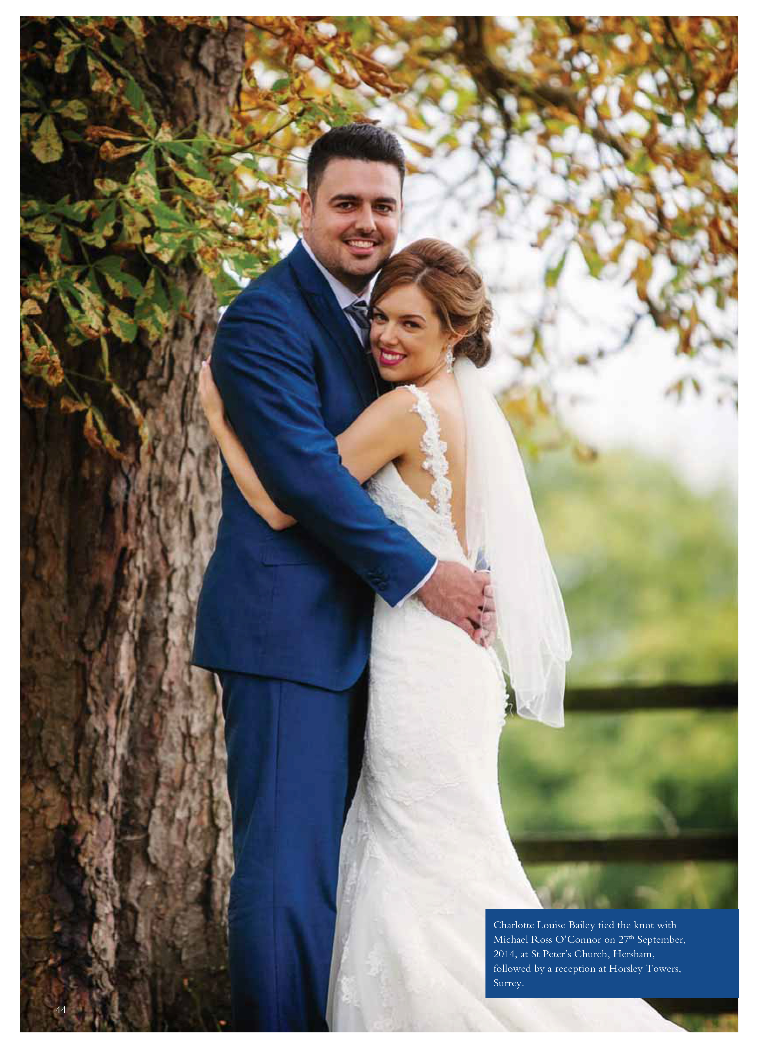 Horsley Park Wedding - Your Surrey Wedding Magazine - Denise Winter Photography06