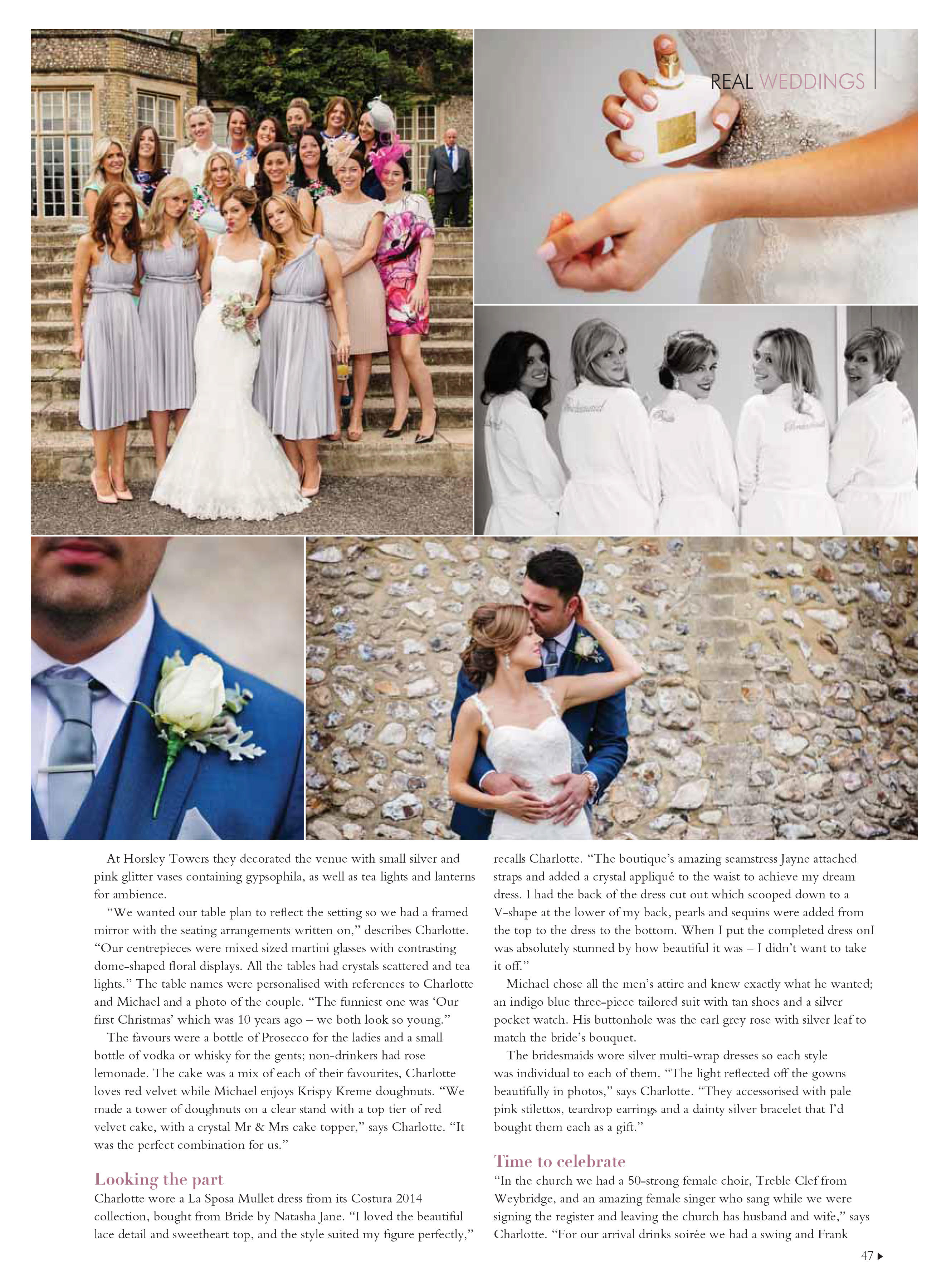 Horsley Park Wedding - Your Surrey Wedding Magazine - Denise Winter Photography08