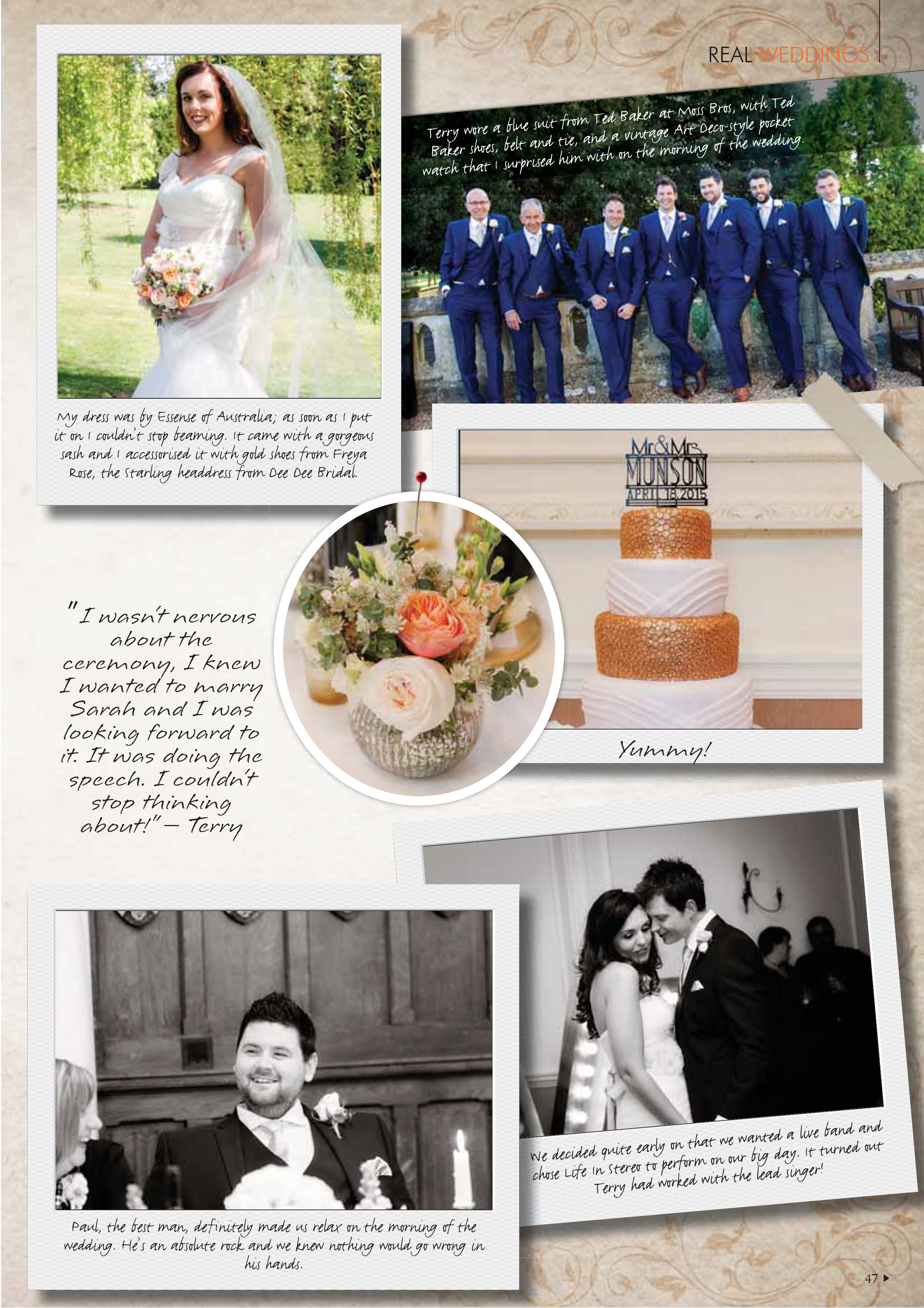 Horsley Towers wedding photographer