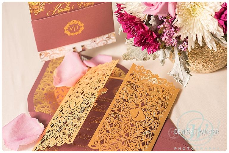wedding inspiration - invitations