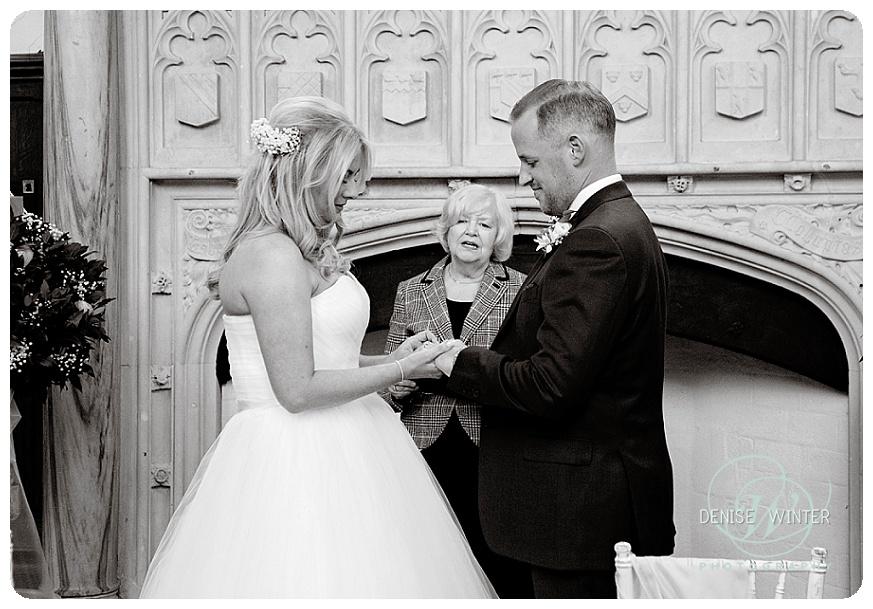 Horsley Tower Wedding Photographer