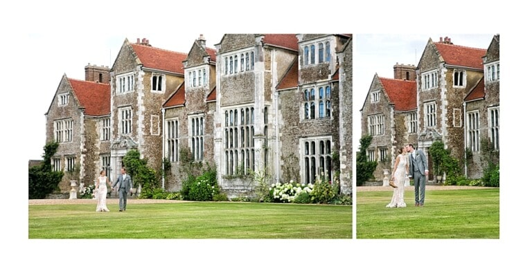 Loseley Park Wedding Photographer – Luxury Wedding Album