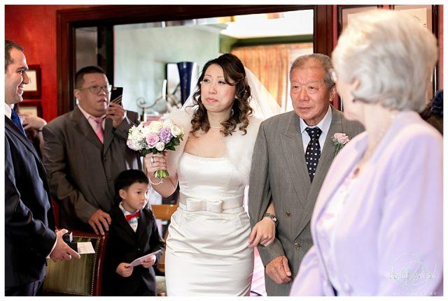 Waterside inn bray wedding bands