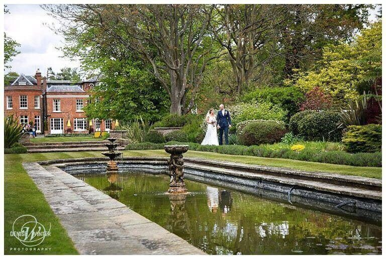 Royal Berkshire Wedding – Emma + Pete
