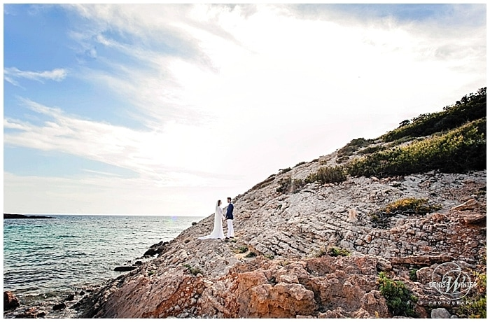 Ibiza destination wedding photographer