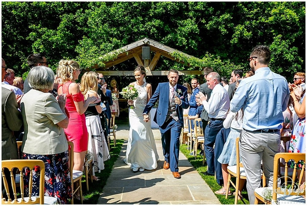 Bury Court Wedding