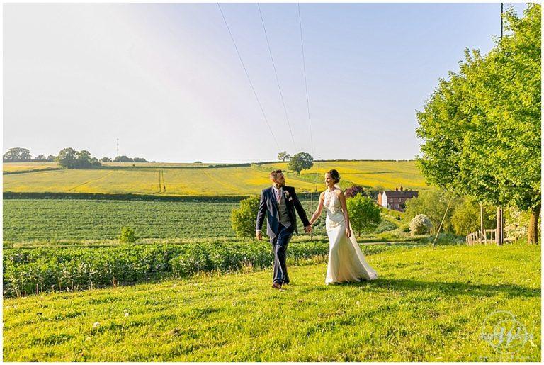 Bury Court Wedding – Nikki + Mark