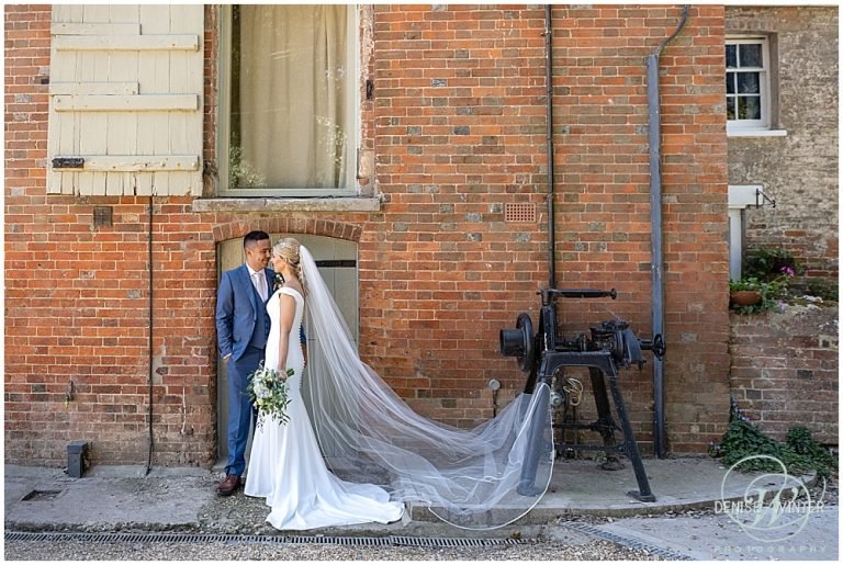 Sopley Mill Wedding – Rosie + James