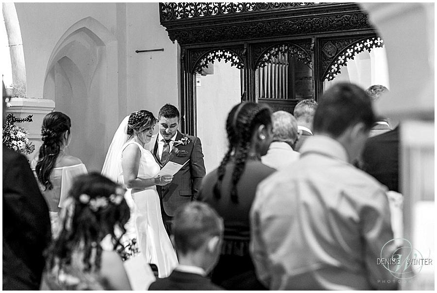 Surrey Barn Wedding