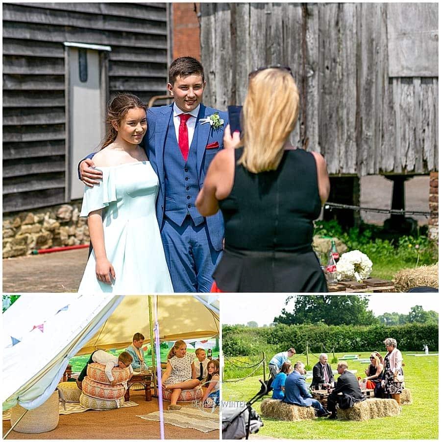 Surrey Barn Wedding Photography