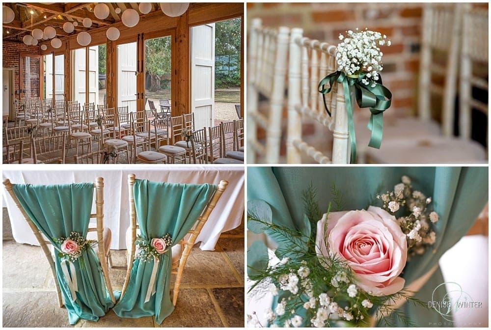 Stanlake Park Wedding