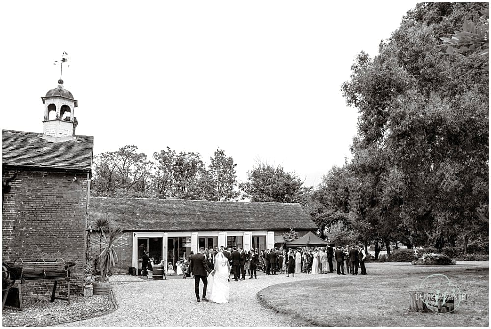 Stanlake Park Wedding Photgraphy