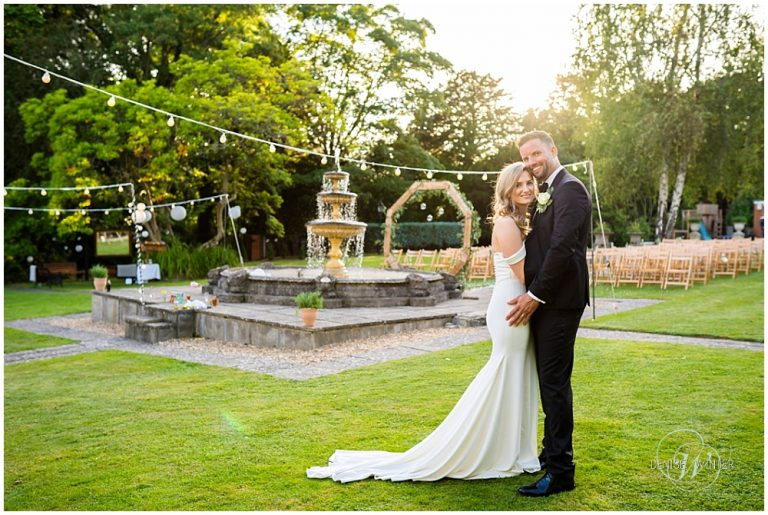 Surrey Marquee Wedding Photography – Charlotte + Thom
