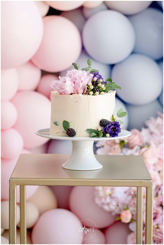 wedding cake - Maplewood bakery