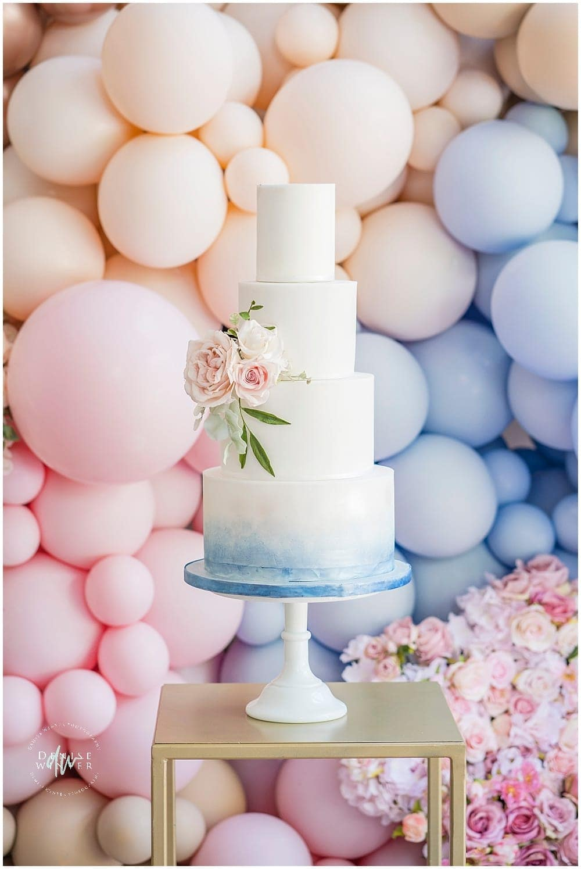 Wedding cake - Iced Innovations