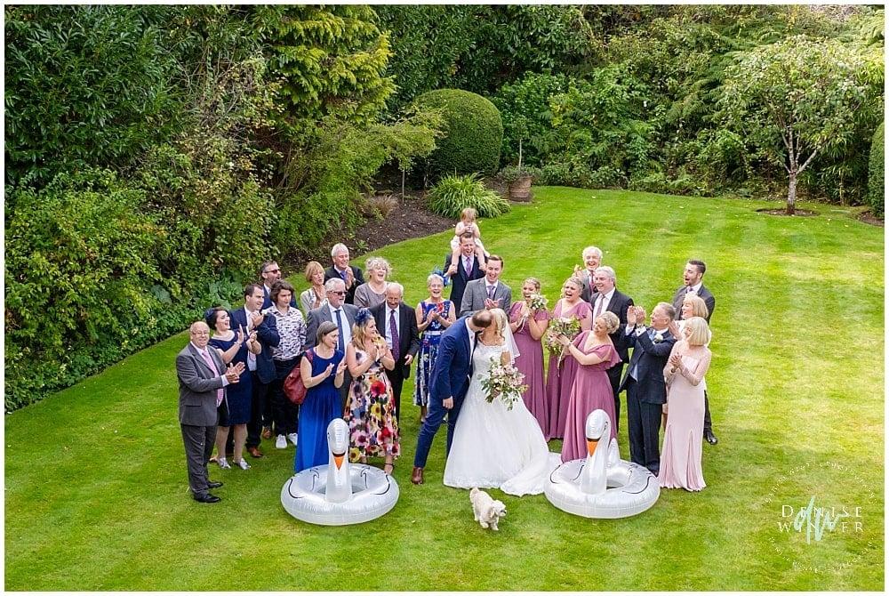 Micro wedding surrey
