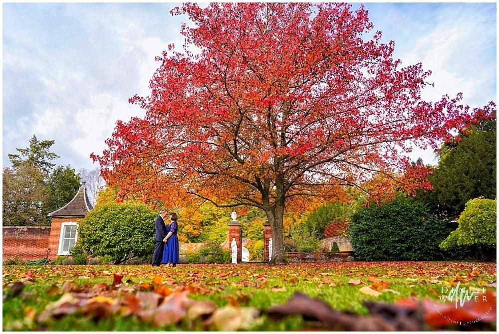 Royal Berkshire Micro Wedding Autumn