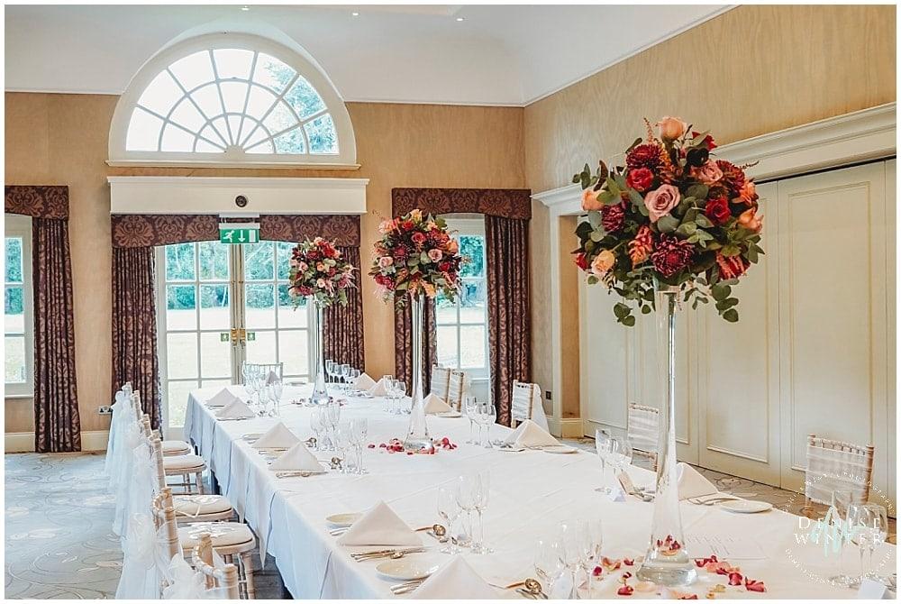 Royal Berkshire Hotel Micro wedding