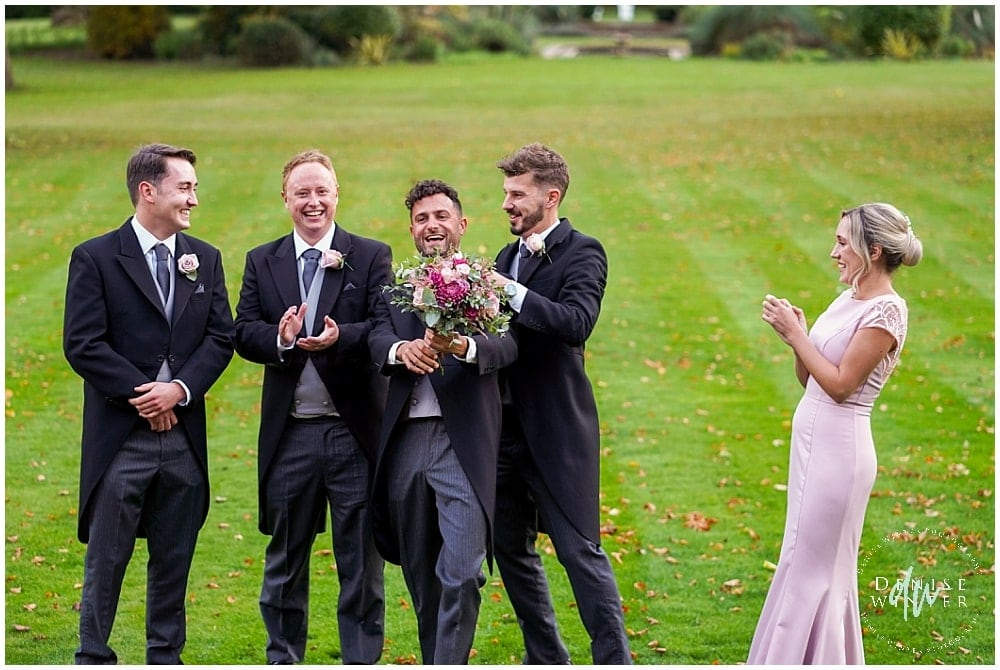 Royal Berkshire Micro Wedding