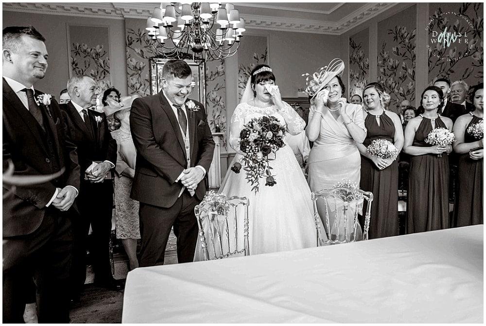Wedding Photographer Beaumont house
